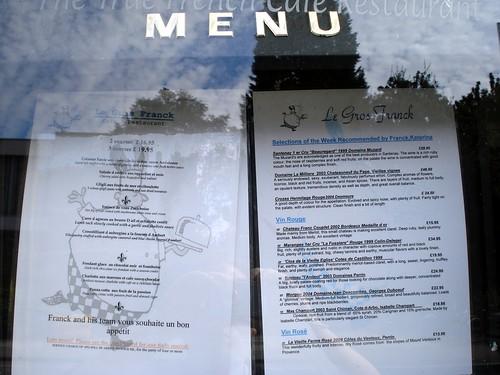 Restaurant Le Gros Luxe Rue Myrand Qu Ef Bf Bdbec