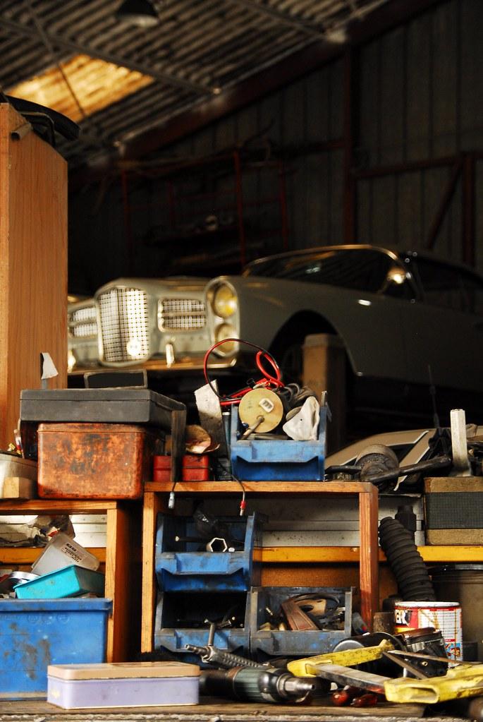 garage de r ve dream garage flickr. Black Bedroom Furniture Sets. Home Design Ideas