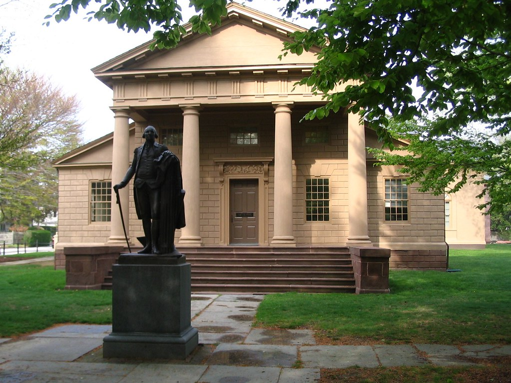Redwood Library Newport Rhode Island According To Wikipe Flickr