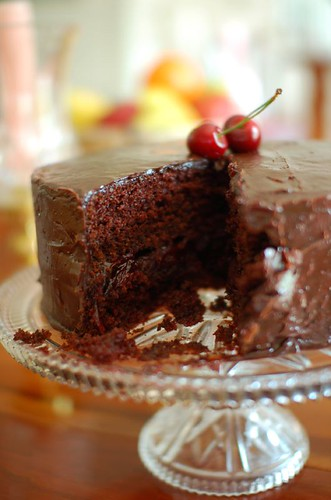 Cherry Filling Cake Mix
