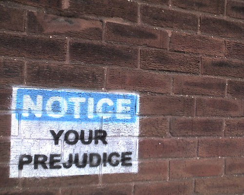Notice Your Prejudice | by skpy