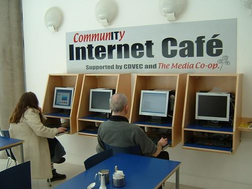 Internet Cafe Near St Pancras Station