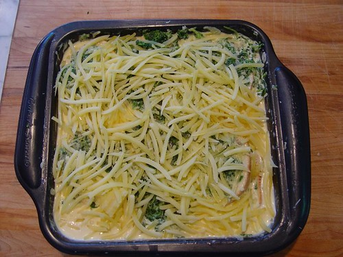 Breakfast Strata With Spinach And Gruy Re America S Test Kitchen