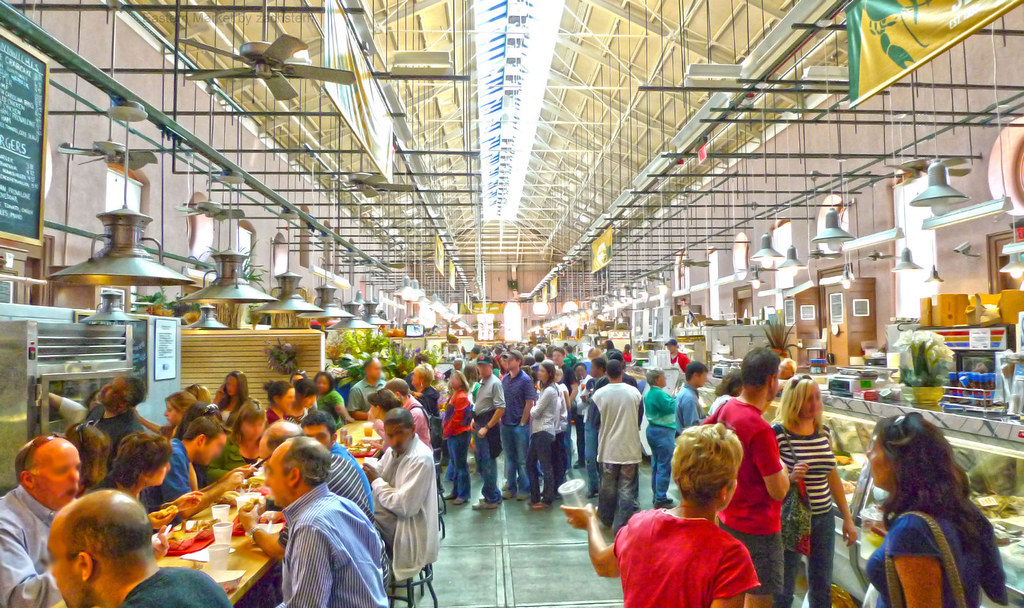 Eastern Market. Photo: Zach Stern, CC