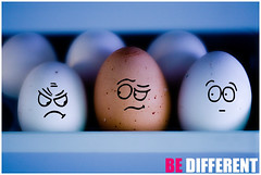 Be Different | by Murat KARAKAŞ