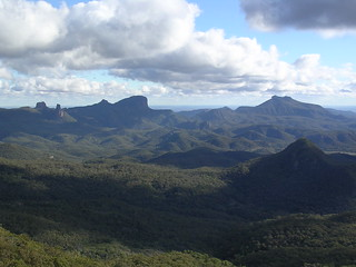The Warrumbungles | by timrawle