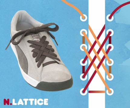 how to tie your shoe laces1 cool ways to tie your shoes Flickr