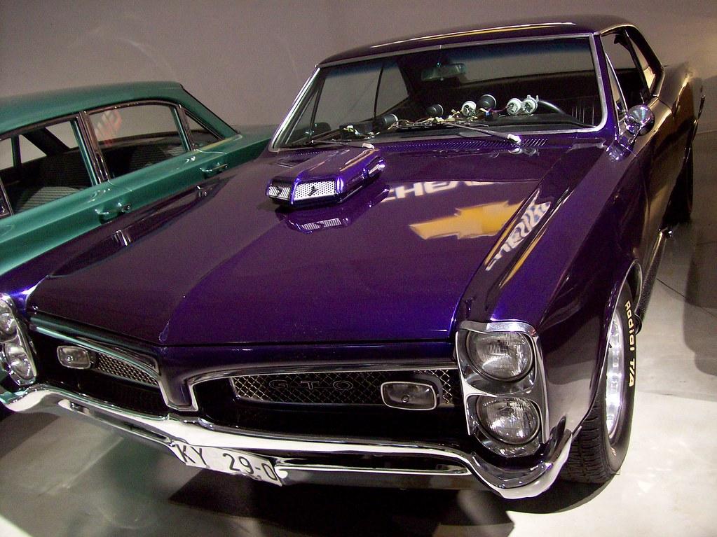 Pontiac gto xxx