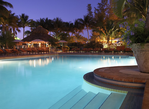 Evening Glow at Dusk | by thepalmshotel