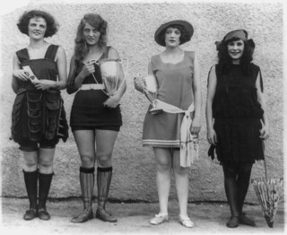 Four Prize Winners in Annual Beauty Show - Washington, D.C. | by The Cardboard America Archives