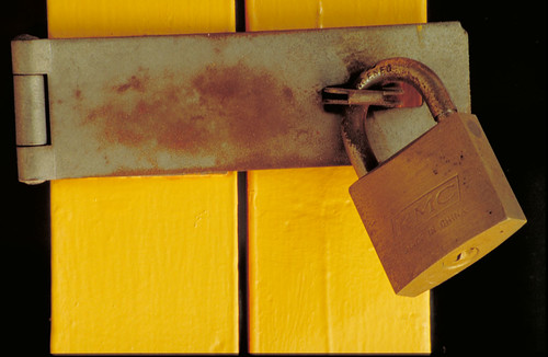 Old Padlock | by Bill Gracey