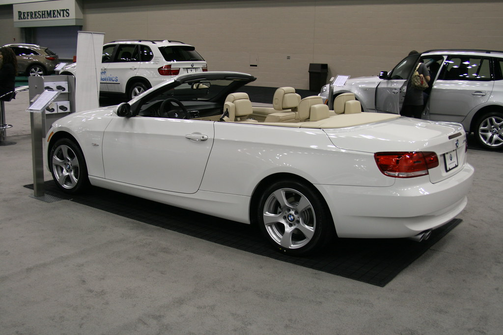 BMW I Convertible John Feister Flickr - 2009 bmw 335i convertible