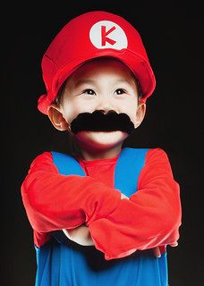 Super Mario Sister | by jwlphotography