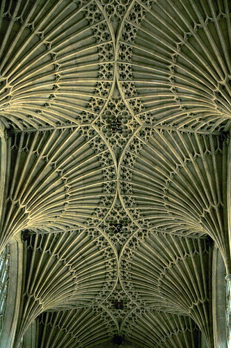 Bath Abbey roof | by Tom...