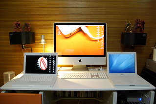 iMac and iBook, MacBook | by QuattroVageena