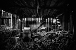 Old barn | by Bastex - Unknown Street Photographer
