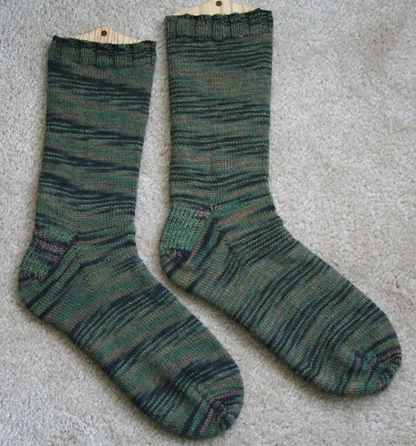 Camouflage Socks | by wendy1257