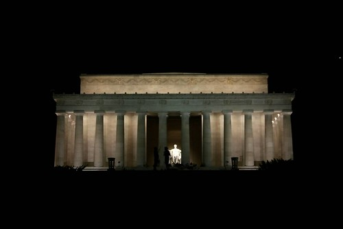 Lincoln Memorial at Night | by eschipul