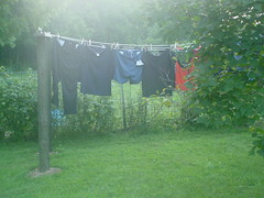 Clothesline | by Crazyquilter
