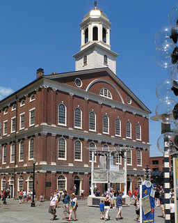 faneuil hall | by Paul Keleher