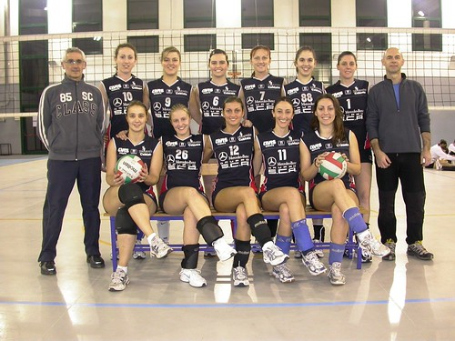 I° div femm 2006-07 | by pallavolo cabiate