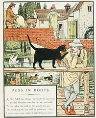puss in boots puss in boots by walter crane prince