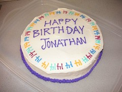 Jonathan's birthday cake 2006 | by Juggling Frogs (clkl)