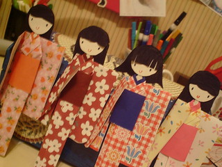 New Origami Dolls | by hari hara