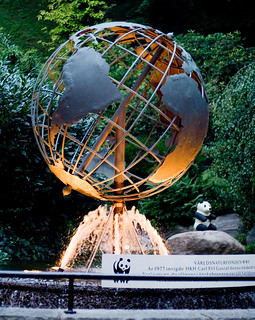 World Wildlife Foundation Globe | by fiskfisk