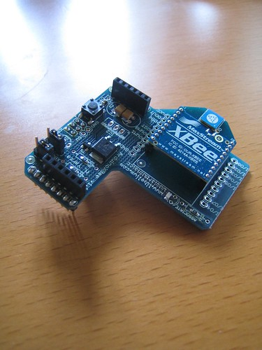 Arduino xbee wireless shield quot another great option