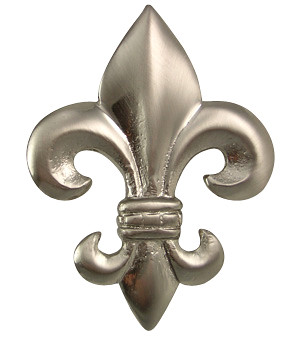 Merveilleux ... Door Knocker   Fleur De Lis | By Lookintheattic
