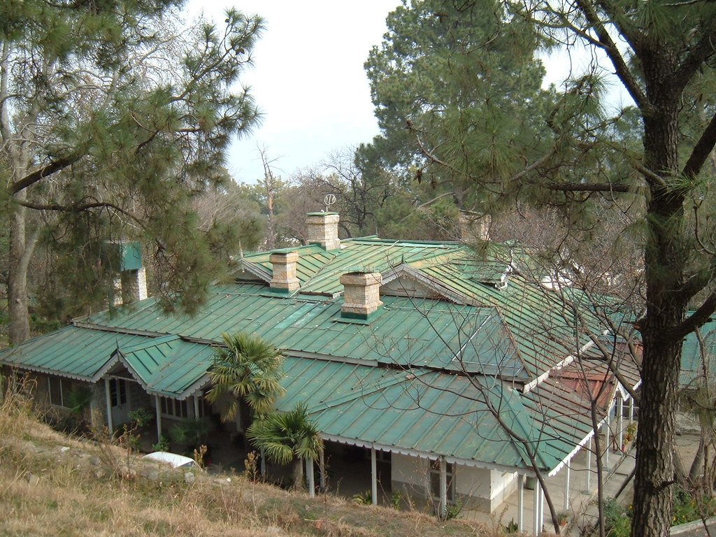 Historic Government Rest House Near Shimla Hill Of Abbottabad Pbmc Peshawar Has Ordered To