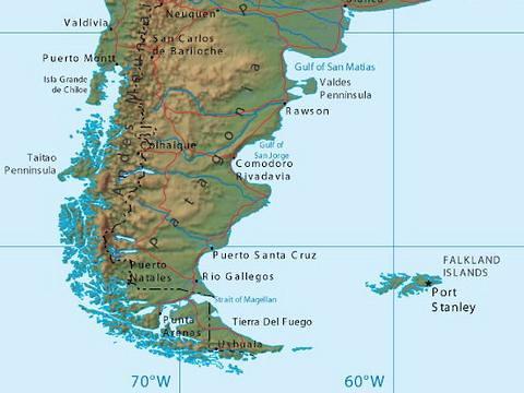 Atacama Desert On World Map Pics Download