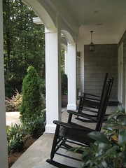 Chastain Ranch - Porch | by homerebuilders
