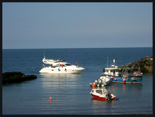 Greystones Harbour Co Wicklow | by Midus Photography ( very busy at the moment)