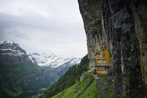hidden in the alps | by Brad Miersma
