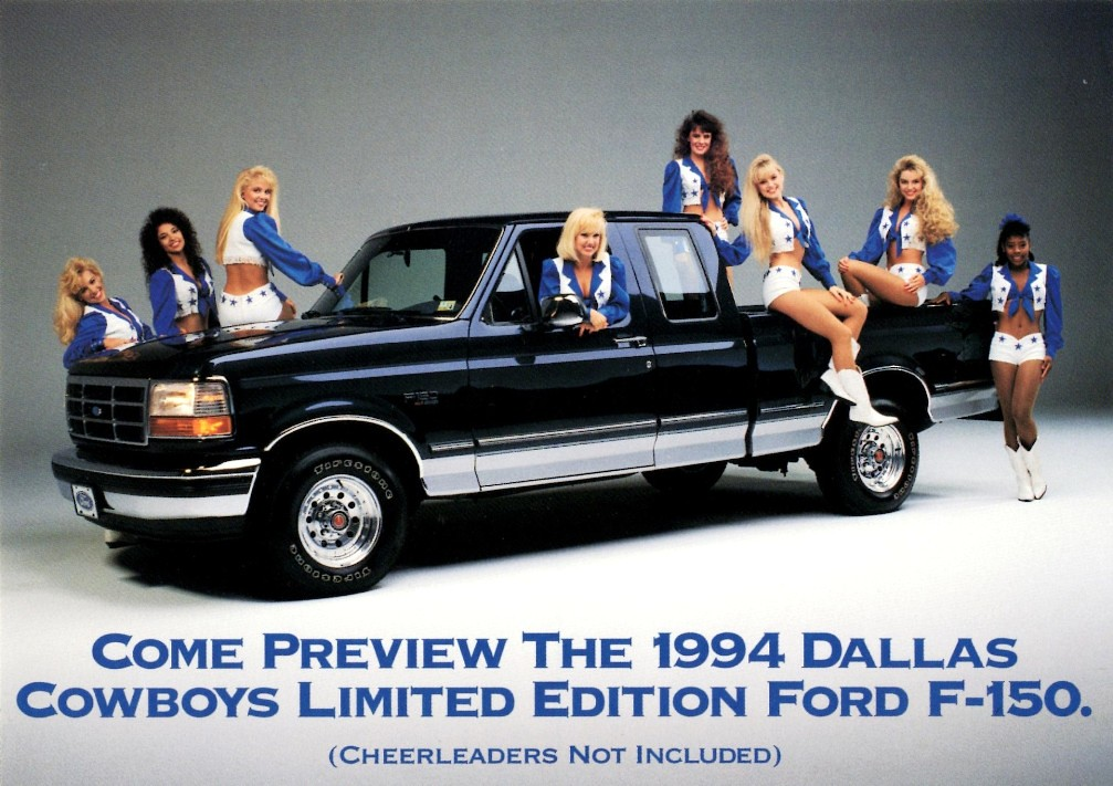 Ford F Pickup Dallas Cowboys Limited Edition Flickr - Ford dallas