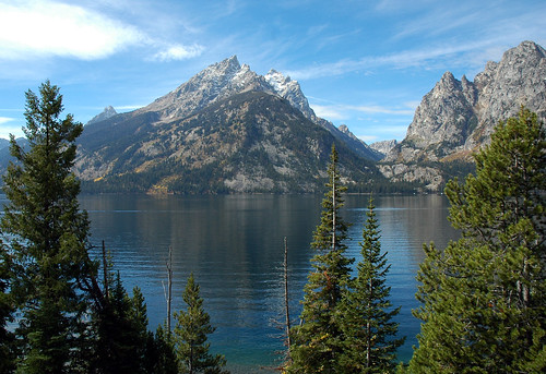 Jenny Lake | by chascar