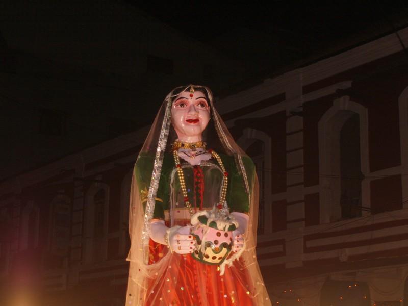 Asia India Goa Panaji Panjim Shigmo Holi Vagamundos