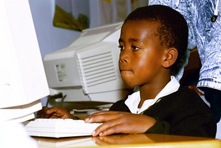 IT training for kids | by World Bank Photo Collection
