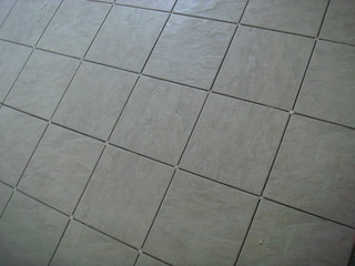 Tiled Counters Kitchen