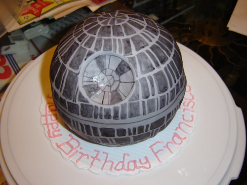 Frisk's B-day Death Star 8-17-05 | by regionchamps1997