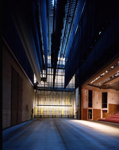 Susquehanna University Degenstein Hall Stage Spillman