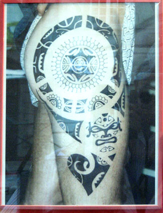 Star of David Tattoo | Star of David Tattoo photo of a six p… | Flickr
