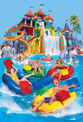 egoland Water Park (Courtesy Legoland) | by Contra Costa Times