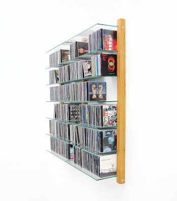 cd shelf cherry cd regal storay kirschbaum cd doppelregal flickr. Black Bedroom Furniture Sets. Home Design Ideas