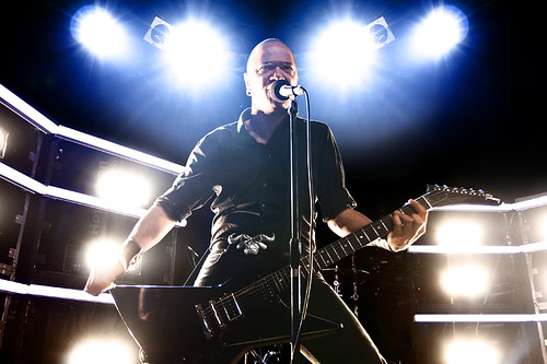 Danko Jones @ Heineken | by David Durán Trejo