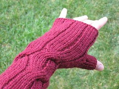 Finished Dashing Gloves | by Evester