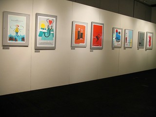 the seattle havana poster show at bumbershoot | by Rakka