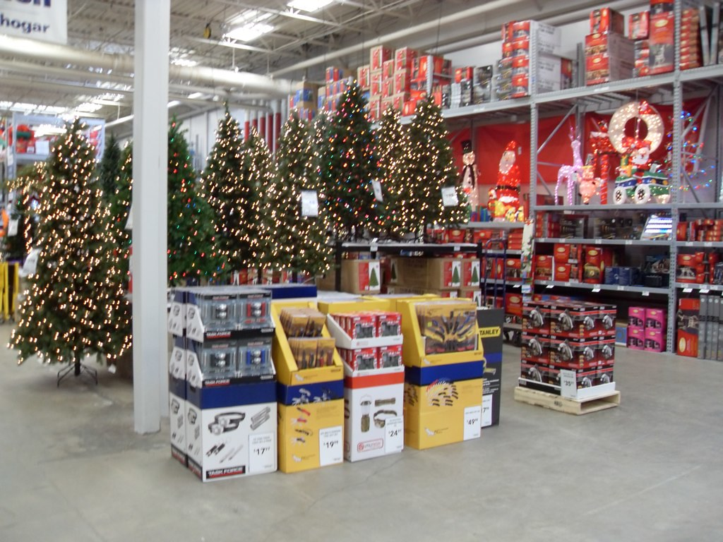 christmas decorations at lowes by paulswansen - Lowes Christmas Decorations